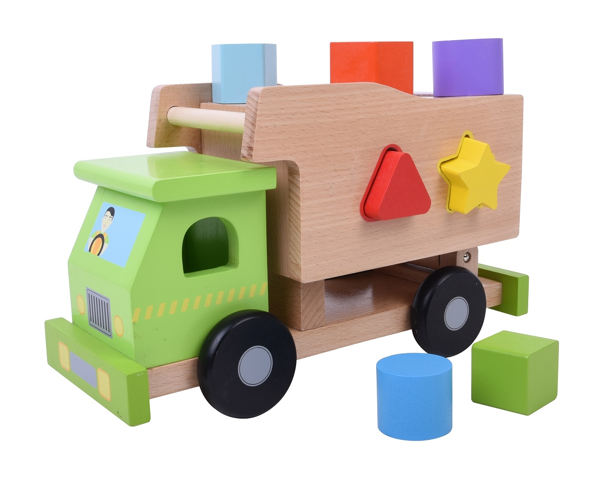 משאית התאם צורה