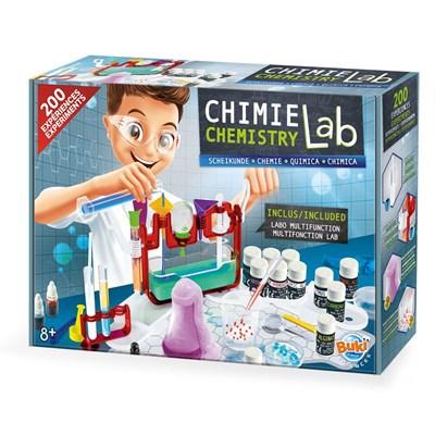 מעבדת כימיה 200 ניסויים