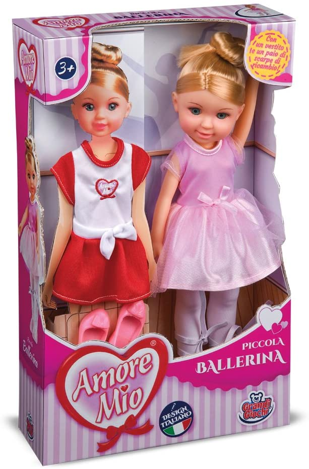 Amore mio - בלרינה